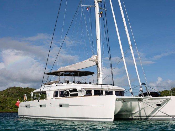 Catamaran boat rental in Road Town, British Virgin Islands