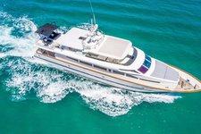 Mega Yacht 115' Horizon for Full Day Charter in Miami