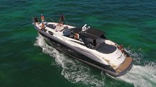Experience cruising at its best on a this elegant motor boat charter