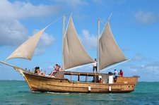 Cruise Mauritius in style on this beautiful sailing boat for charter