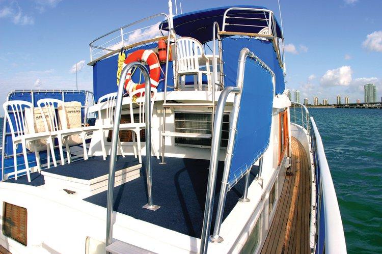 Trawler boat rental in Sea Isle Marina & Yachting Center, FL