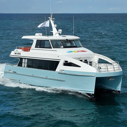 Relax and have amusement on this gorgeous catamaran