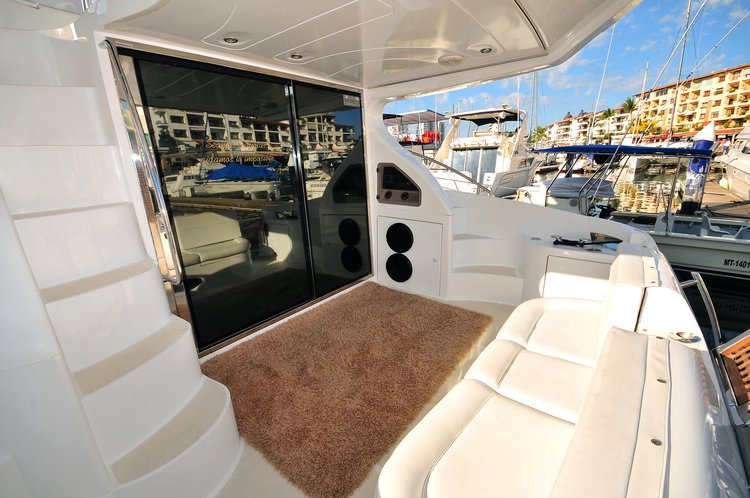 Boat for rent Azimut 46.0 feet in Marina Nuevo Vallarta, Mexico
