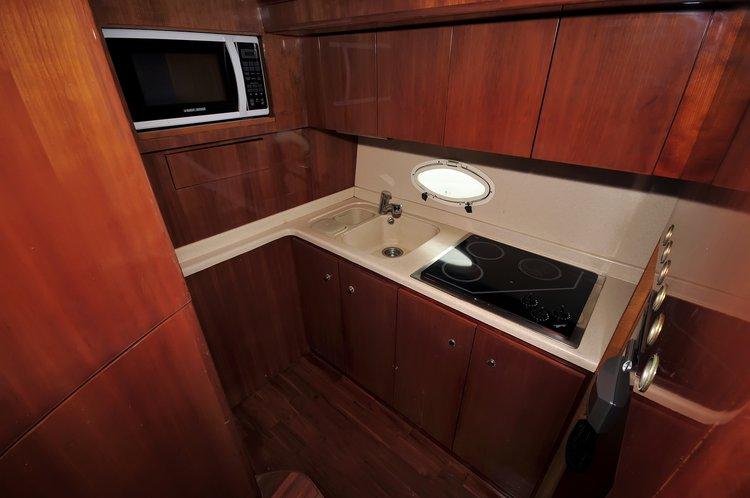 Boat for rent Azimut 58.0 feet in Marina Nuevo Vallarta, Mexico
