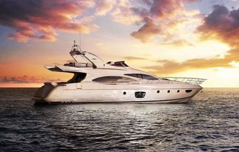 68' Azimut - Don't Just Rent a Yacht. Rent a Luxury Yachting Experience!