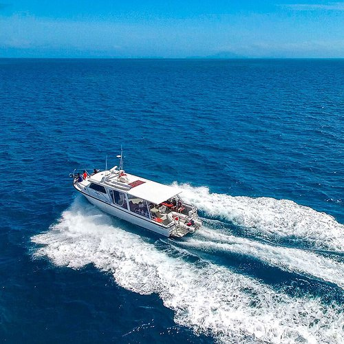 The best way to experience Port Douglas is by sailing