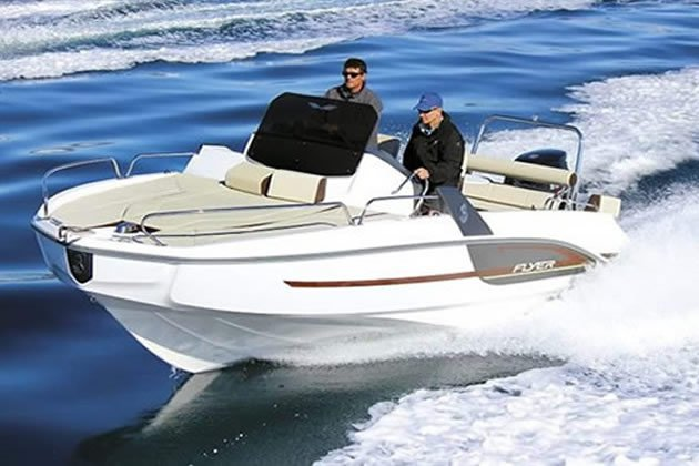 Boating is fun with a Beneteau in Trogir