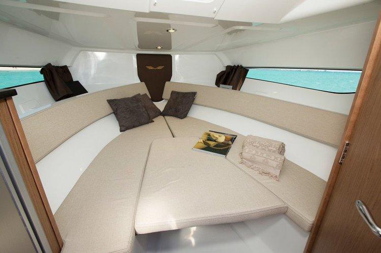 Boat for rent Beneteau 26.0 feet in Trogir,