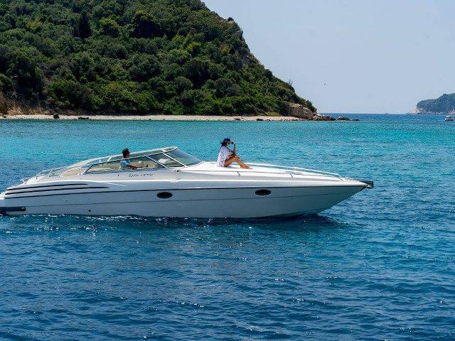 Boat for rent CRANCHI 35.0 feet in Zakynthos, Greece