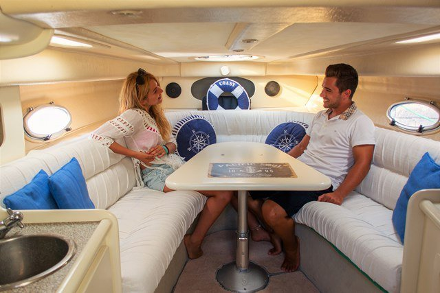 Motor yacht boat rental in Zakynthos, Greece