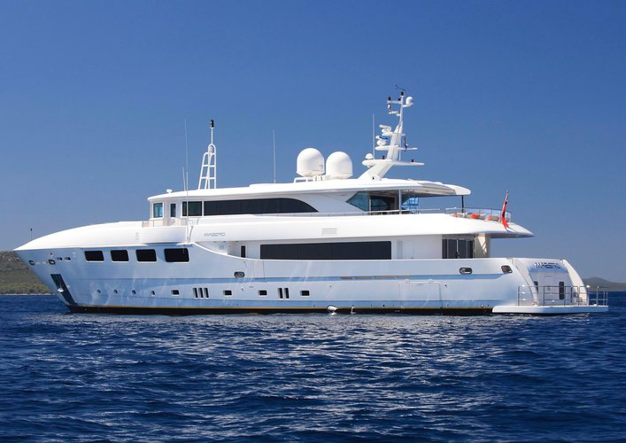 Get the perfect yacht to enjoy Turkey in style