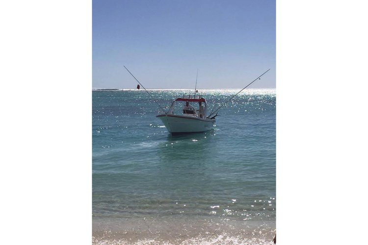 Boat for rent Custom 10.0 feet in La Gaulette, Mauritius