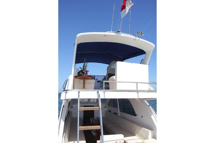 Cruiser boat rental in Sunrise Point Mertasari Sanur,