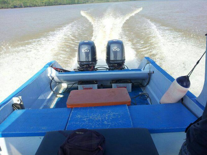 Other boat rental in Kuala Rompin,