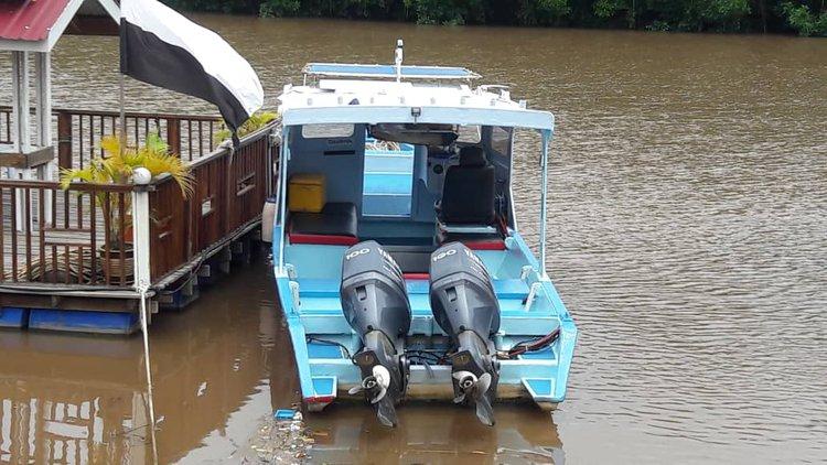 Boat for rent Custom 111.0 feet in Kuala Rompin, Malaysia