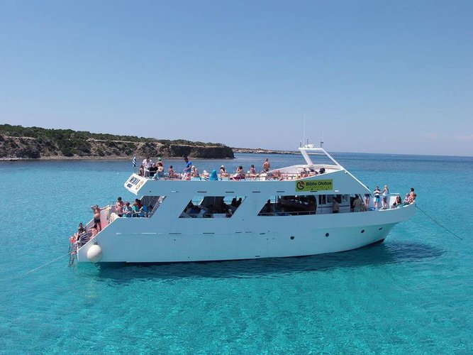 Boat for rent Custom 111.0 feet in Poli Crysochous, Cyprus