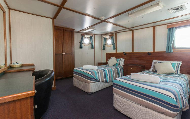 Motor yacht boat for rent in Geraldton