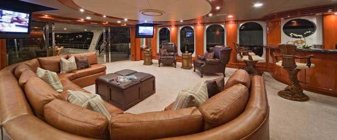 Mega yacht boat for rent in Marina Del Rey