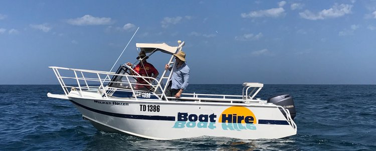 Explore Australia on our comfortable motor boat for rent