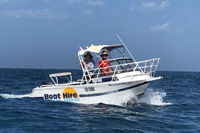 Boat for rent Custom 18.0 feet in Kalbarri, Australia
