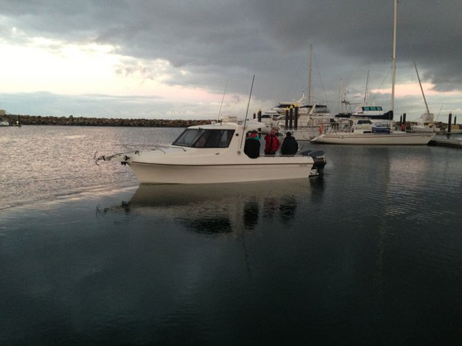 Boat rental in Adelaide,