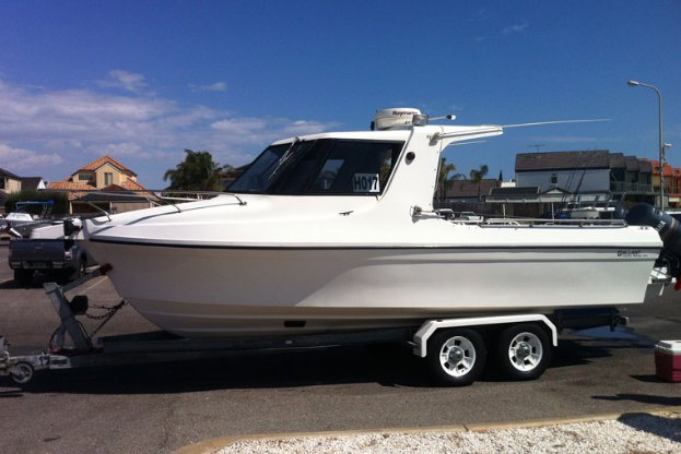 Boat for rent Custom 24.0 feet in Adelaide,