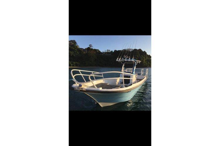 Discover Cebu surroundings on this Custom Custom boat