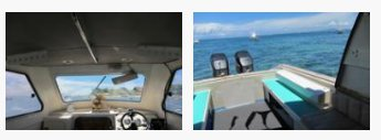 Cuddy cabin boat for rent in Denpasar