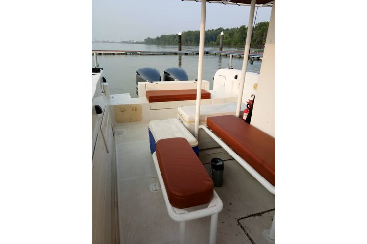 Boat rental in Port Klang,