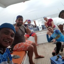 Boating is fun with a Motor yacht in Bali
