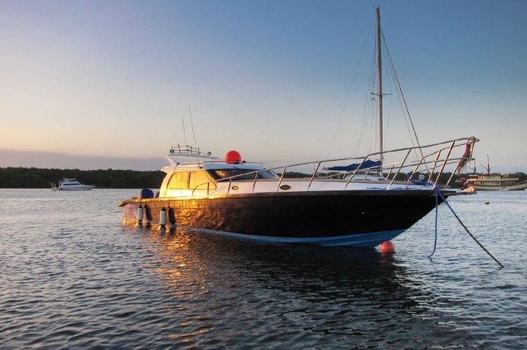 Motor yacht boat rental in Denpasa,