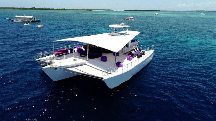 Boat for rent Custom 72.0 feet in Cebu, Philippines