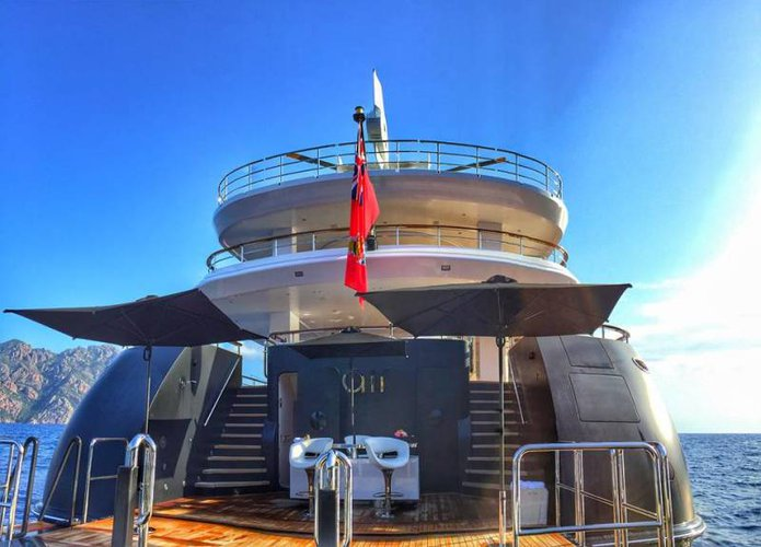 Boating is fun with a Motor yacht in Sicily