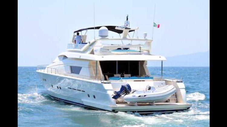 Ferretti's 80.0 feet in Nayarit