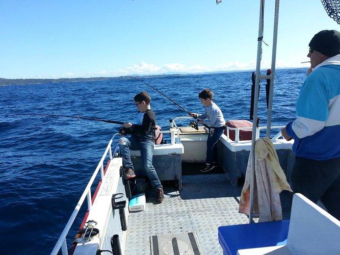 Marlin Broadbill's 30.0 feet in Mooloolaba