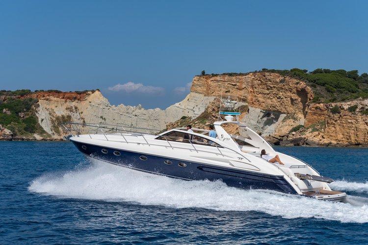 Boat rental in Zakynthos,
