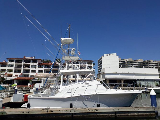 Trawler boat for rent in Nayarit