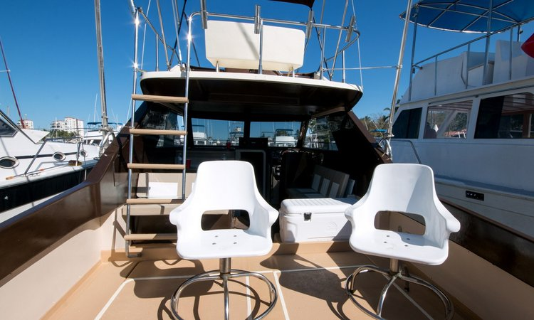 Discover Nayarit surroundings on this 34 Riva boat