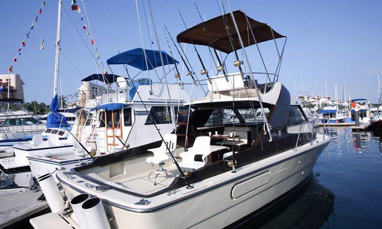 Boat for rent Riva 34.0 feet in Marina Nuevo Vallarta, Mexico