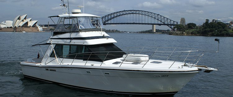 Boat for rent Riviera 44.0 feet in Sydney,