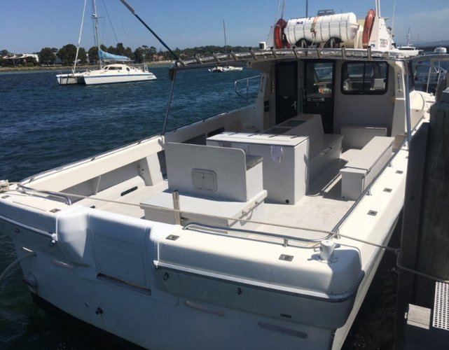 Boat rental in Rose Bay,