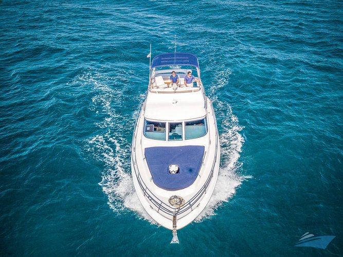Boat for rent Sea Ray 40.0 feet in Puerto Aventuras Marina, Mexico