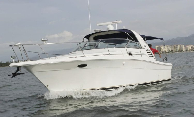 38.0 feet Sea ray in great shape