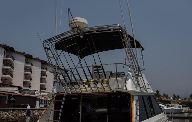 Sea ray's 40.0 feet in Nayarit