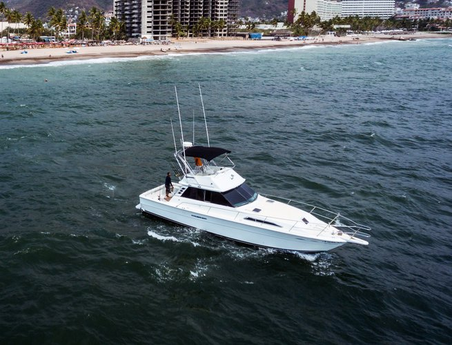 Boat for rent Sea ray 40.0 feet in Marina Nuevo Vallarta, Mexico
