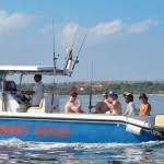 Boating is fun with a Center console in Nusadua - Bali