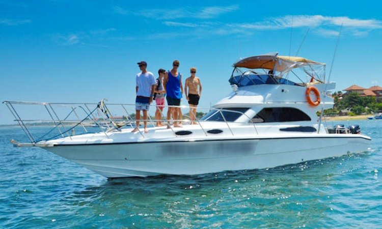 Boat for rent Sweet Stanly 42.65 feet in Nusadua – Bali,