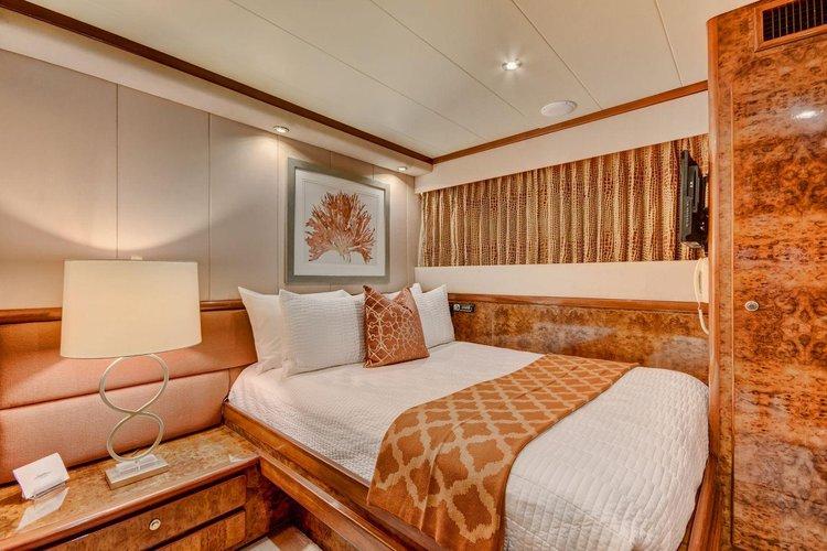 Boat for rent Monte Fino 108.0 feet in Marina Del Rey, CA