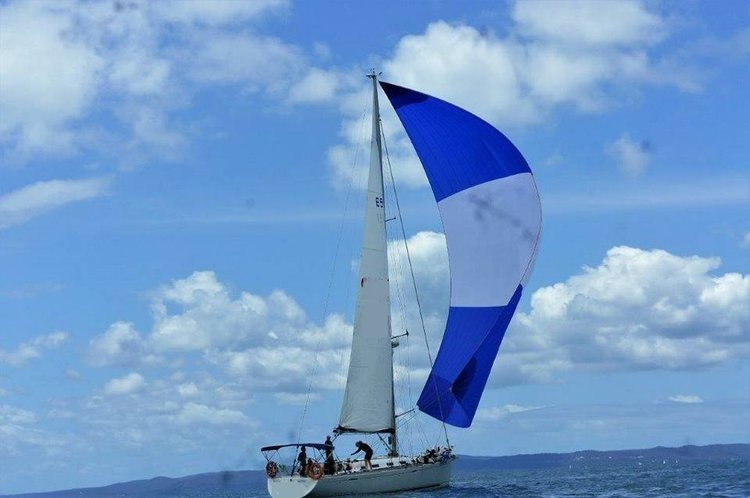Motorsailer boat for rent in Wynnum