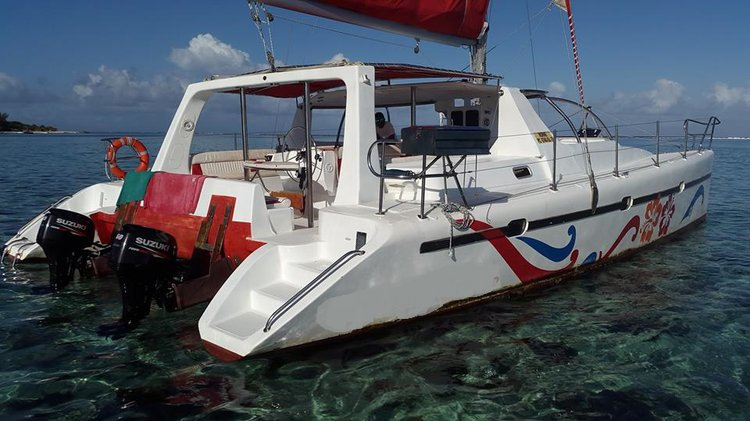 Boat for rent Custom 111.0 feet in Port Louis,